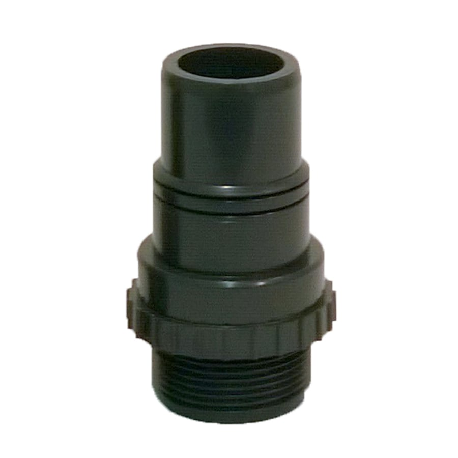 Jackel Threaded Sump Pump Check Valve, 1-1/4-in