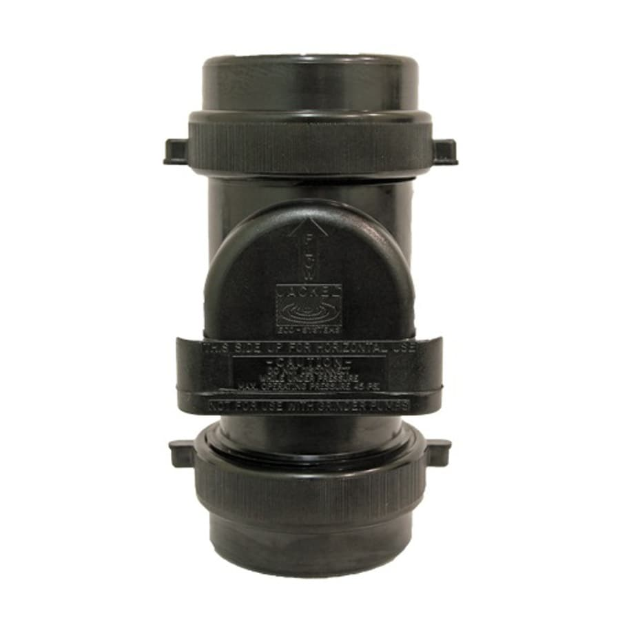 Jackel Heavy Duty 2-in Sewage Pump Check Valve