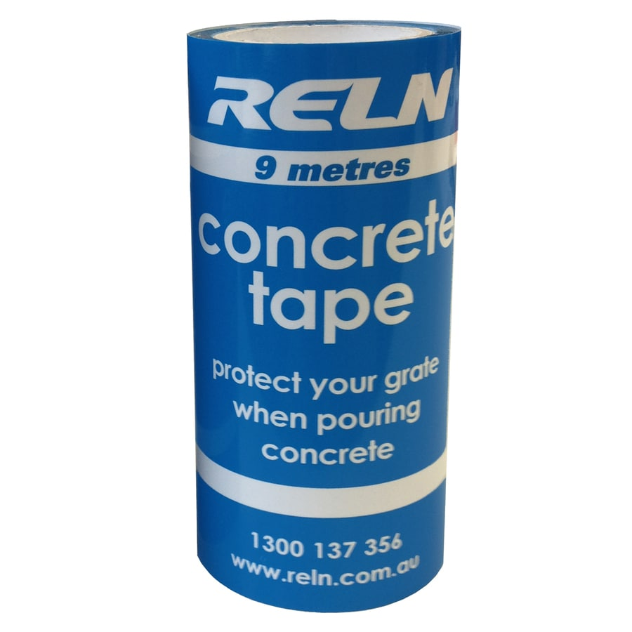 Reln 30-ft L x 4-in W Concrete Tape