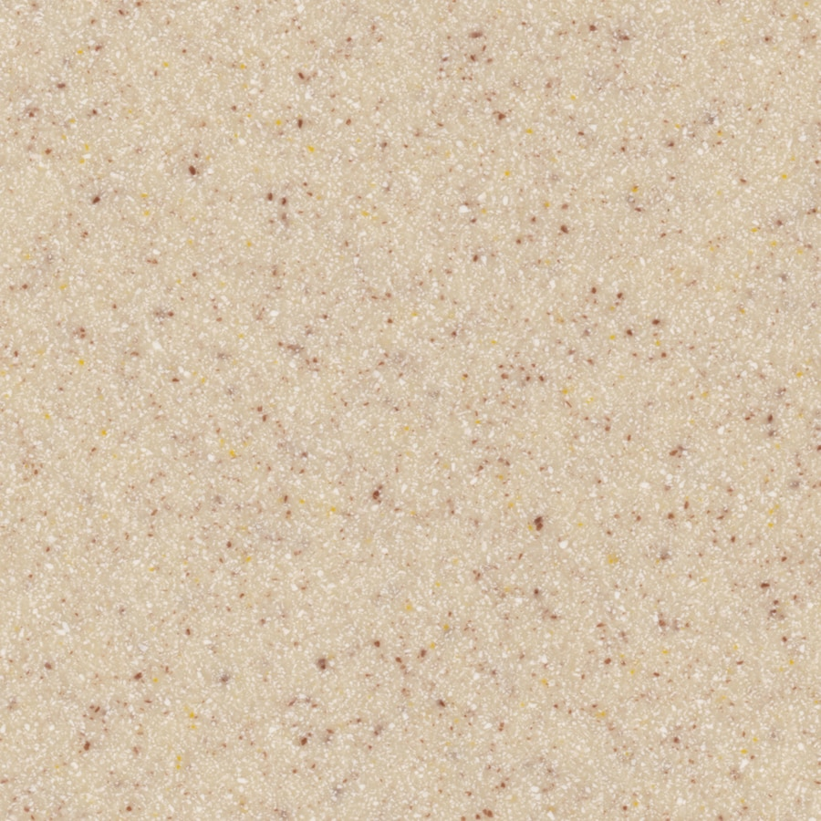 Shop Lg Hi Macs Sugarloaf Solid Surface Kitchen Countertop Sample At Lowes Com: Shop LG HI-MACS Almond Pearl Solid Surface Kitchen