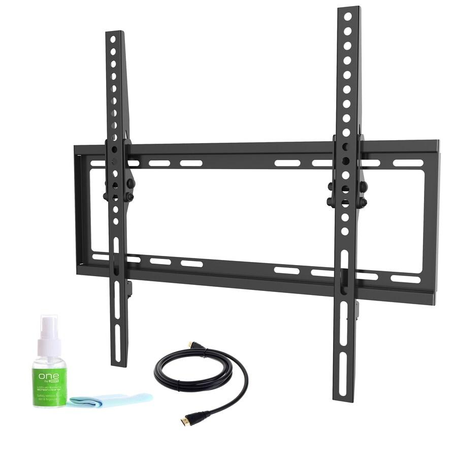 promounts tilt wall tv mount hardware included at. Black Bedroom Furniture Sets. Home Design Ideas