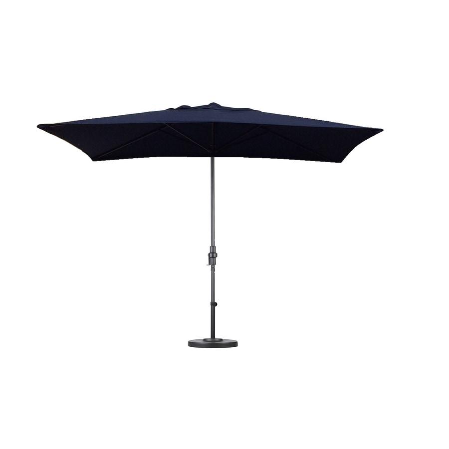 Escada Designs Navy Blue Market Patio Umbrella