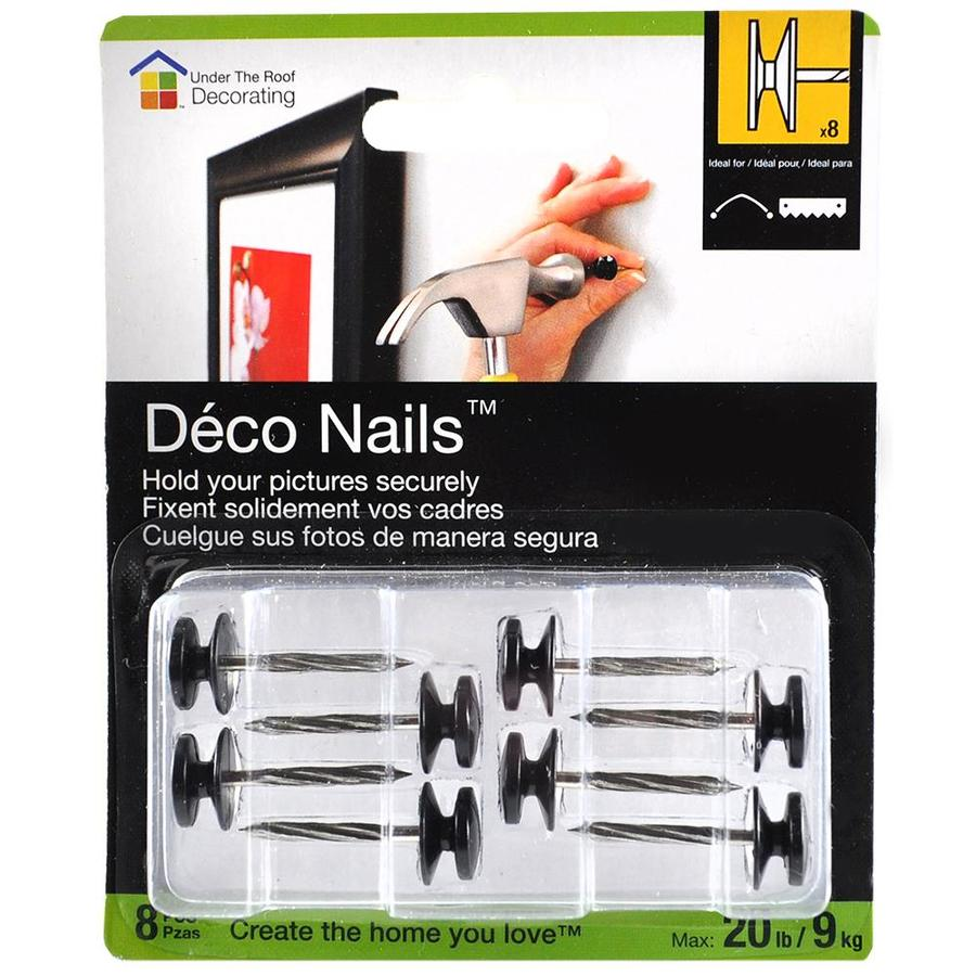 Under the Roof Decorating Deco Nails