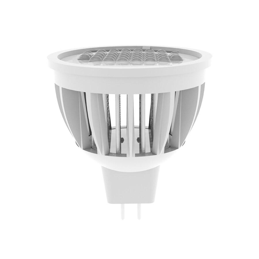 Array 3.3-Watt (3W) MR16 Plug-in Base Warm White Indoor LED Spotlight Bulb ENERGY STAR