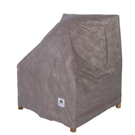 Duck Covers Elite 36 In W Patio Chair Cover With Inflatable Airbag To Prevent Pooling