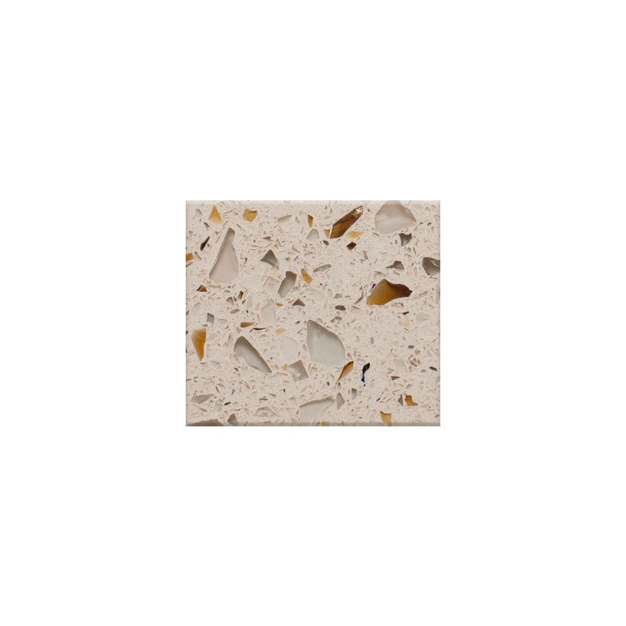 Curava Mocha Recycled Glass Kitchen Countertop Sample