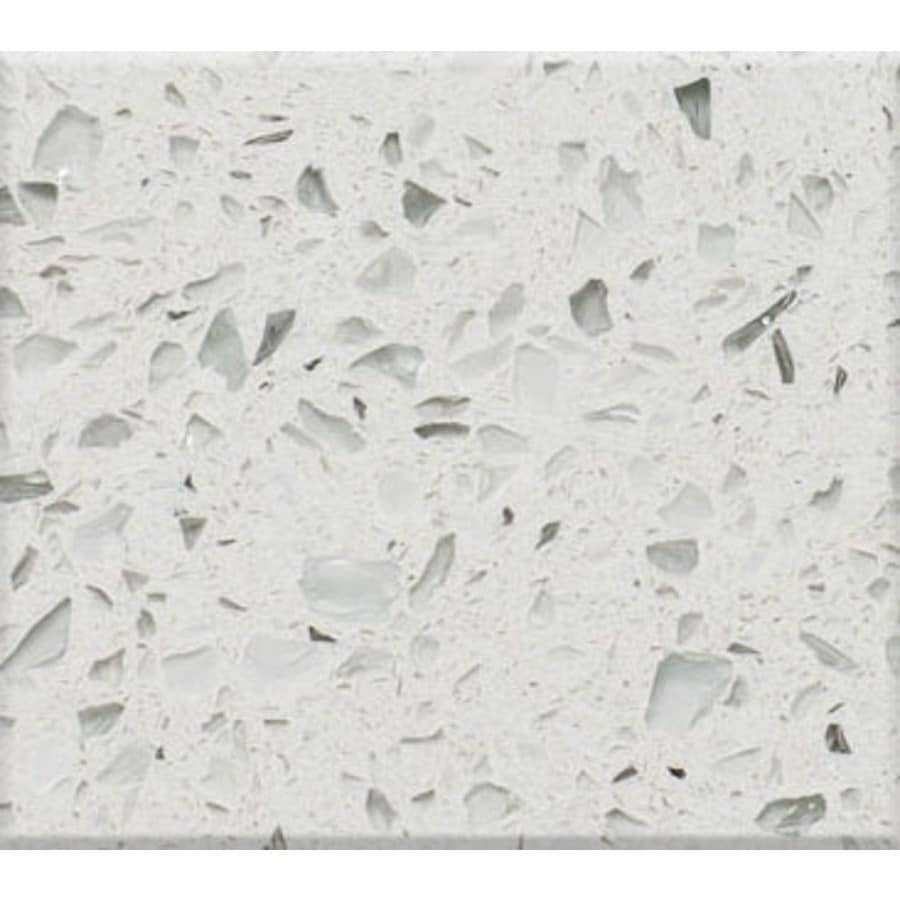 Shop curava himalaya recycled glass kitchen countertop for Curava countertops