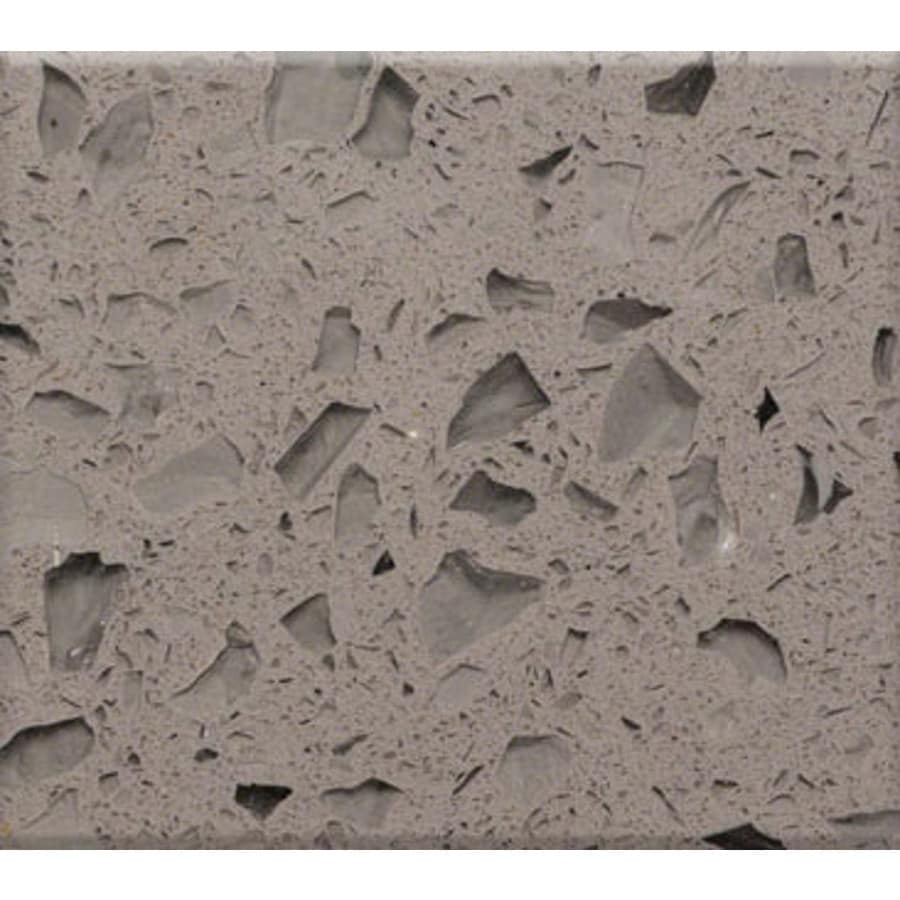 Curava Tungsten Recycled Glass Kitchen Countertop Sample
