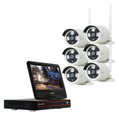 Crystal Vision Security Cameras At Lowes Com
