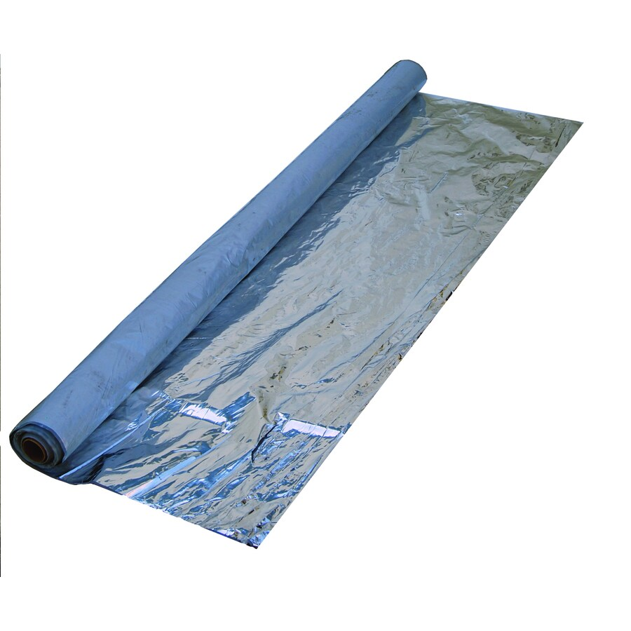 FloorHeat 48-in x 1500-in Silver Thermal Reflecting Foil