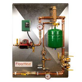 FloorHeat 34 In X 425 Silver 1 Zone Distribution Panel
