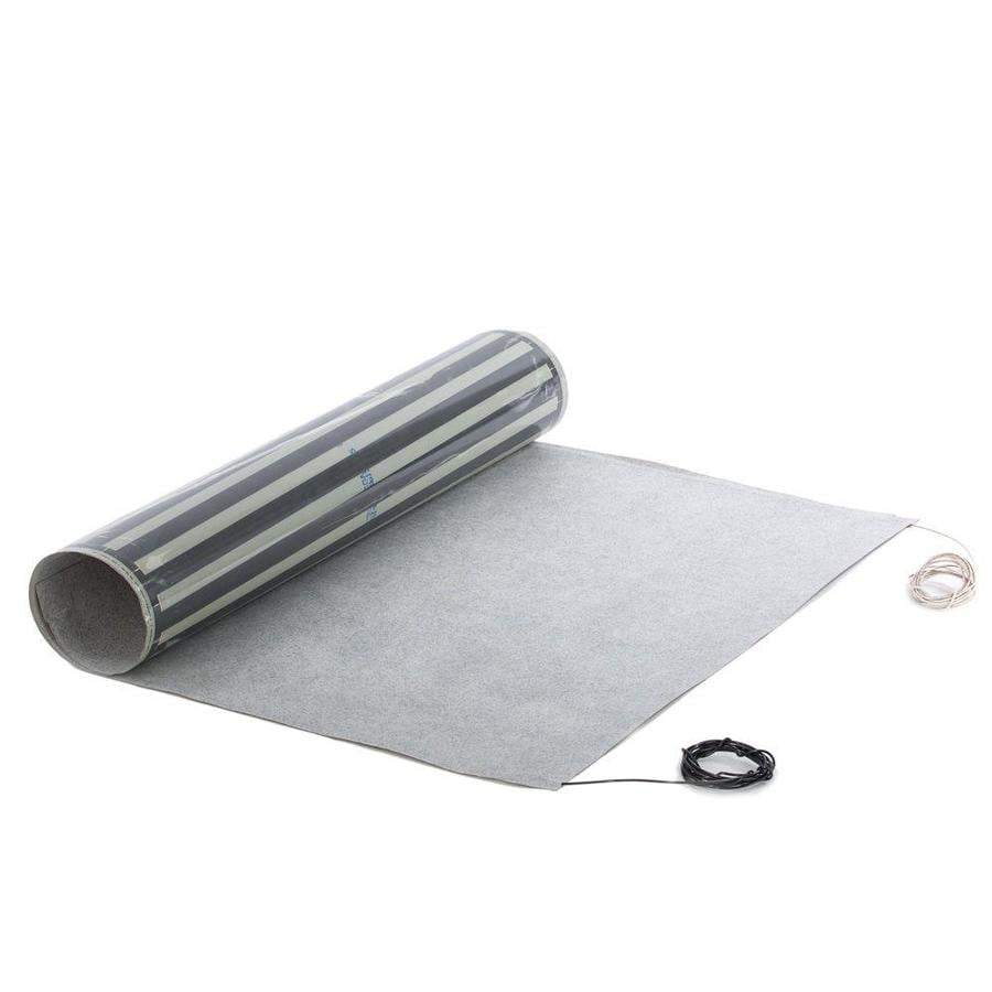 FloorHeat 18-in x 120-in Grey 110-Volt Electric Film