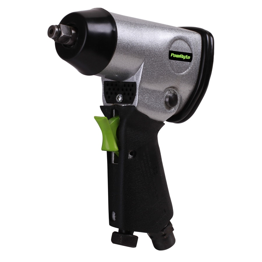 PowRyte 3/8-in 120 Ft-lbs Air Impact Wrench