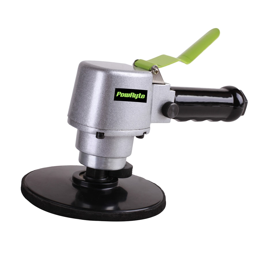 PowRyte Spark Series 6-in Air Dual Action Sander