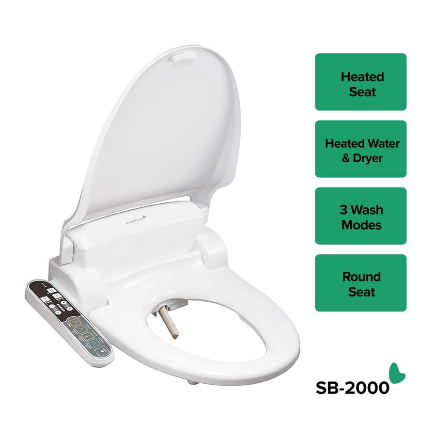 Shop SmartBidet Bidet Toilet Seat at Lowescom