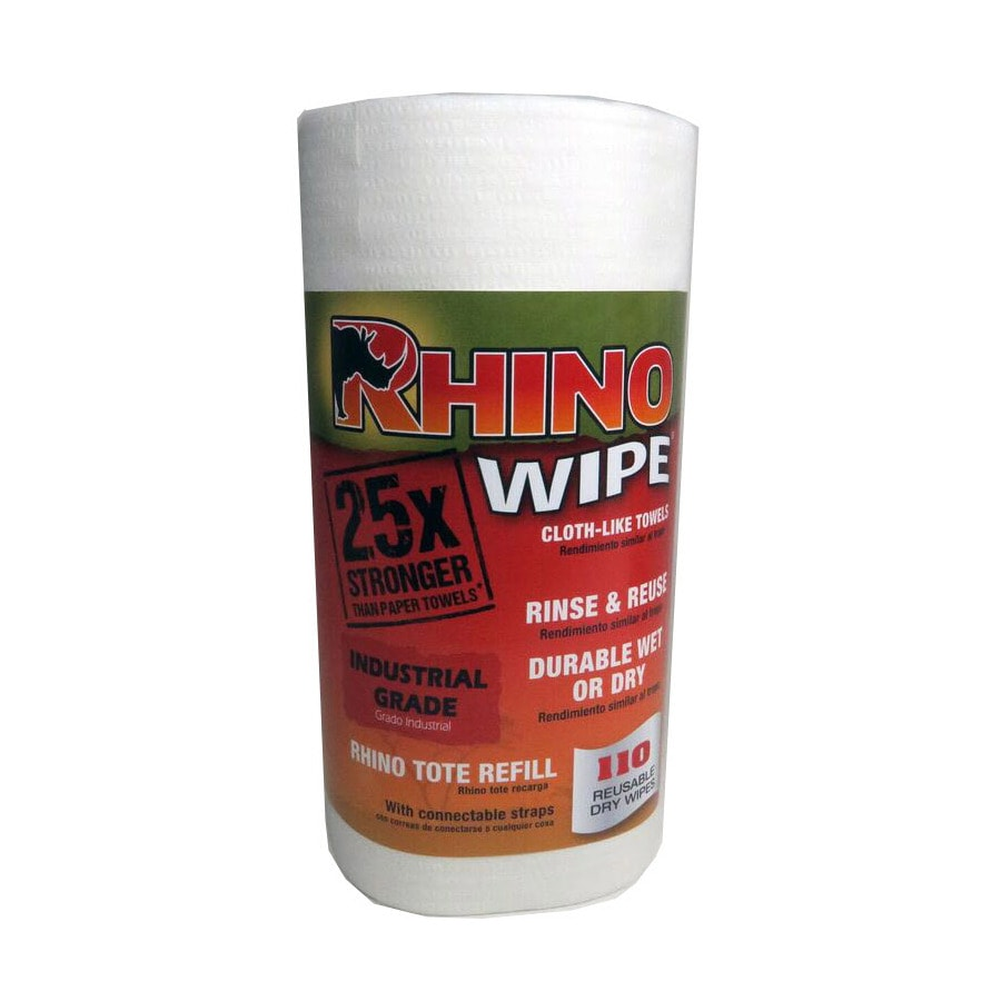 Rhino Wipe Refill Roll with Wipes