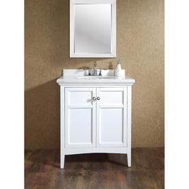 shop vanity special values at lowes