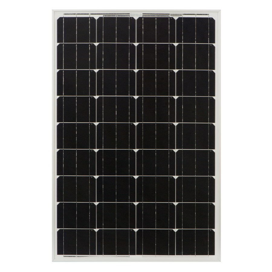 Zamp Solar 1-Module 39.5-in x 26.5-in 100-Watt Solar Panel