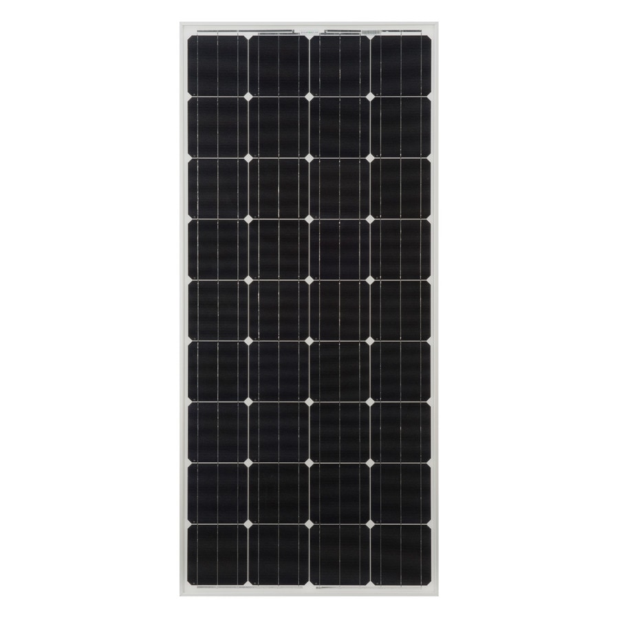 Zamp Solar 1-Module 58.75-in x 26.375-in 160-Watt Solar Panel