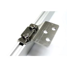 Shop Solar Panel Mounting Kits Amp Hardware At Lowes Com