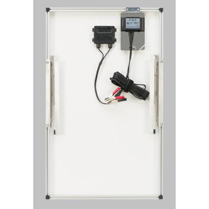 Zamp Solar 41 In X 22 In X 1 5 In 60 Watt Portable Solar