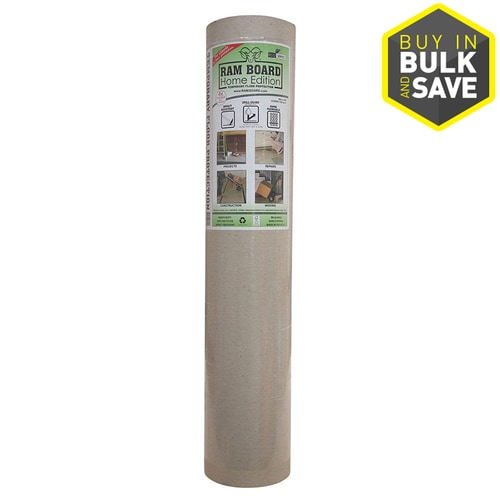 Ram Board Home Edition 18 Lb Paper 3 Ft X 50 Ft Drop Cloth At Lowes Com