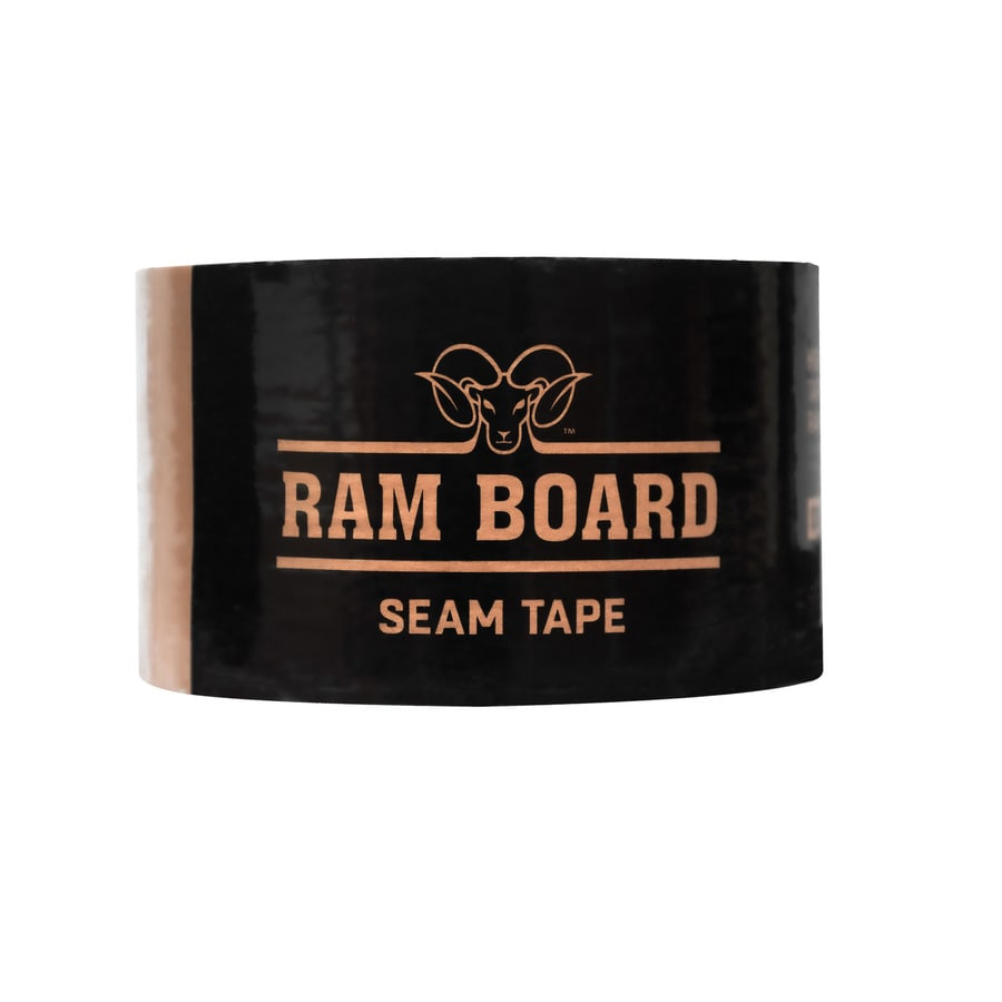 Shop Ram Board 1 3 In X 164 Ft Tan Packing Tape At Lowes Com