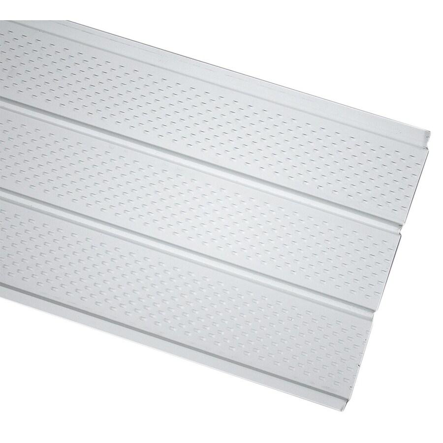 SteelLinx 12-in x 143.75-in Soffit