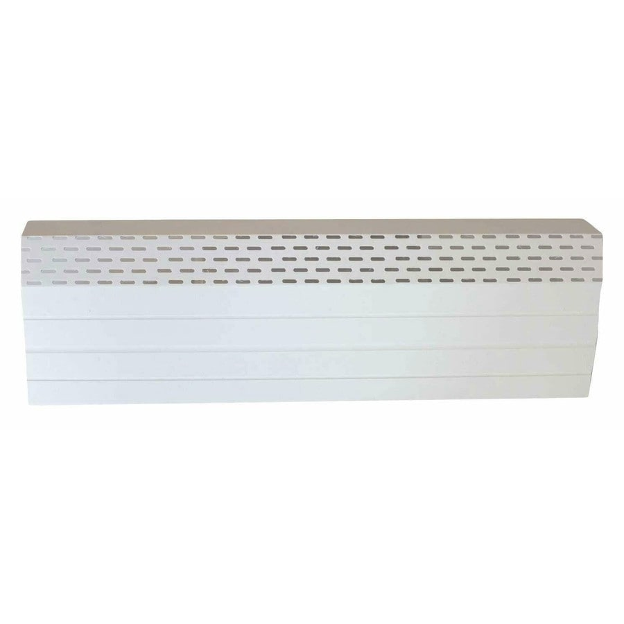 NeatHeat Hydronic Baseboard Heater Front Cover, White