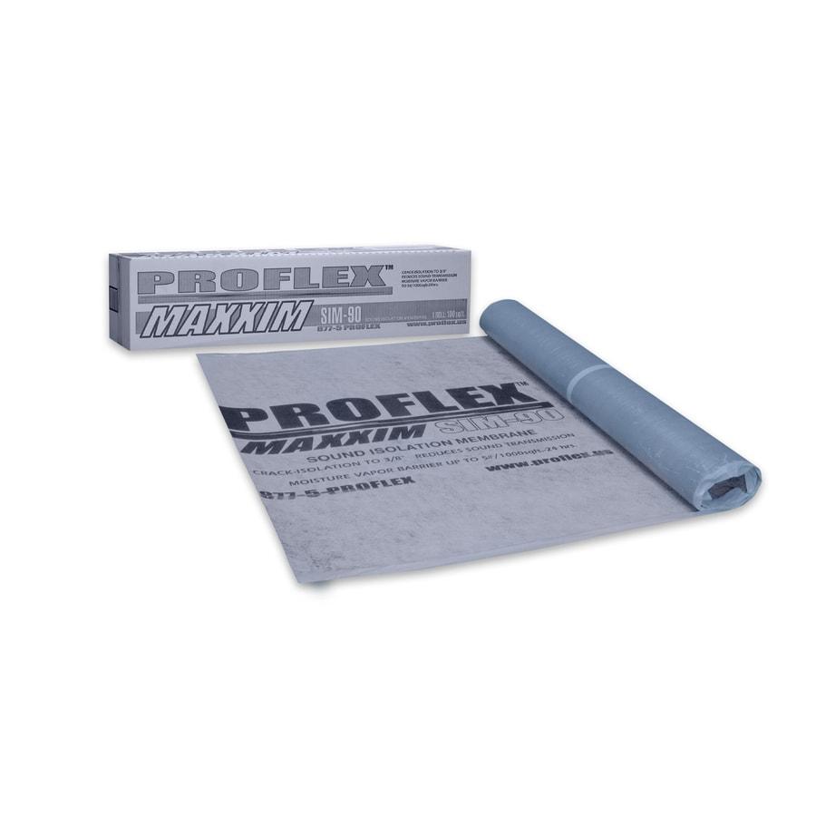 PROFLEX SIM-90 Sound Control 100-sq ft Premium 90mils Flooring Underlayment