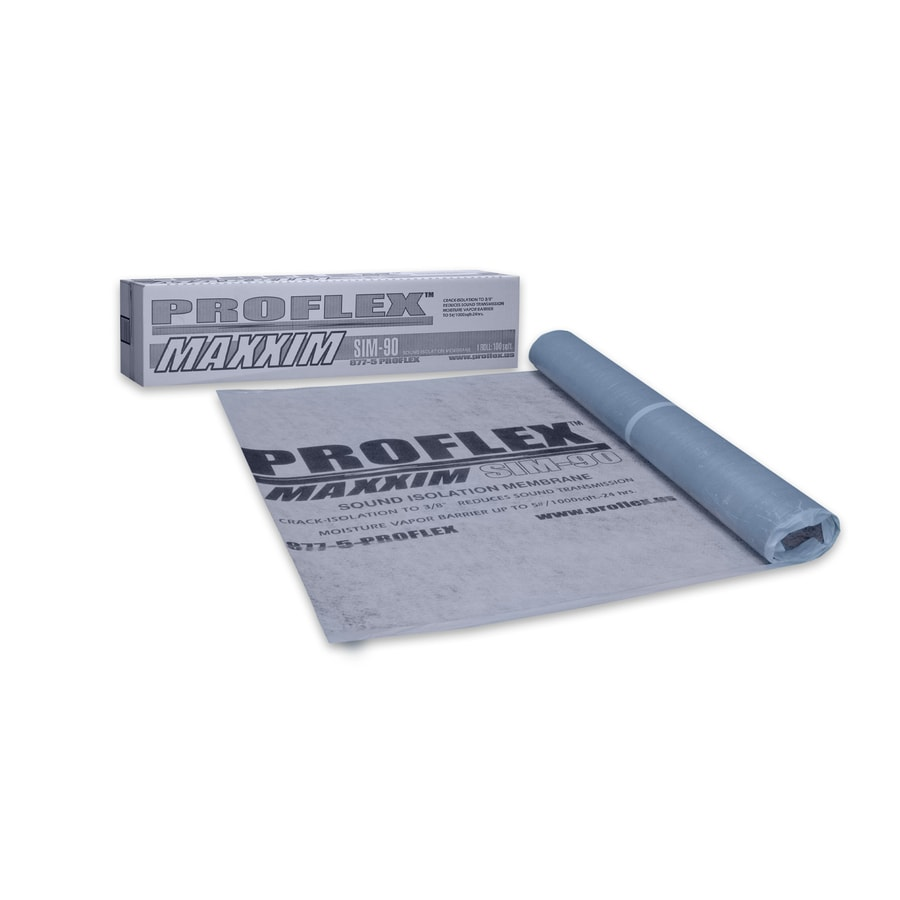 Shop Proflex Sim 90 Sound Control 100 Sq Ft Premium 90mils