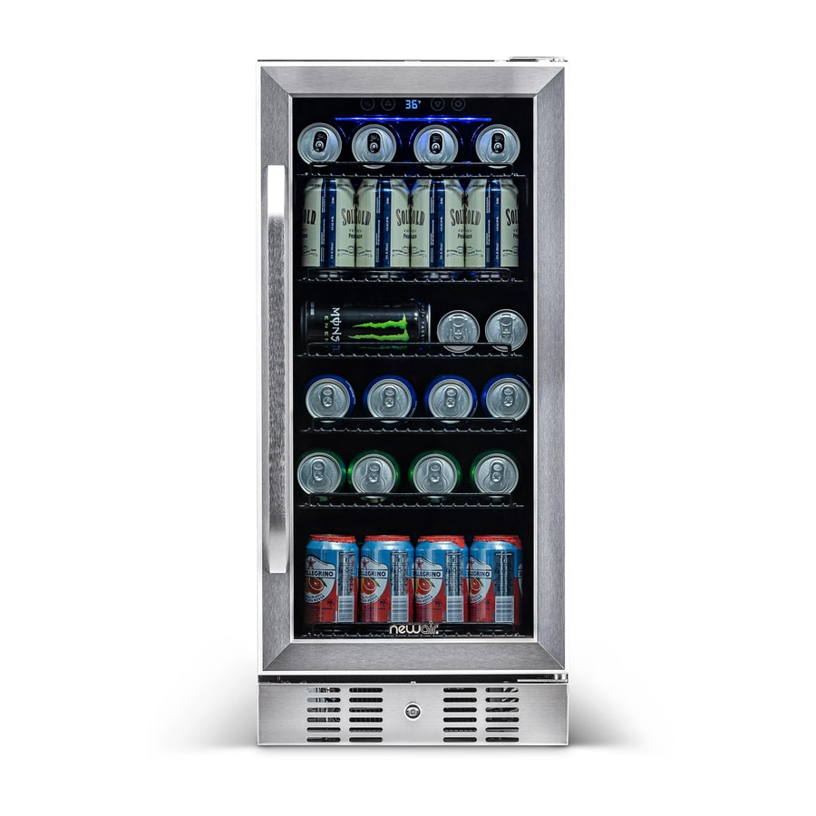 shop compact refrigerators at lowes com newair 6 5 cu ft counter depth built in freestanding compact refrigerator