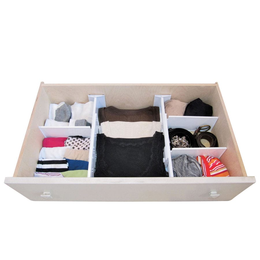 Style Selections   In X   In Plastic Multi Use Insert Drawer Organizer