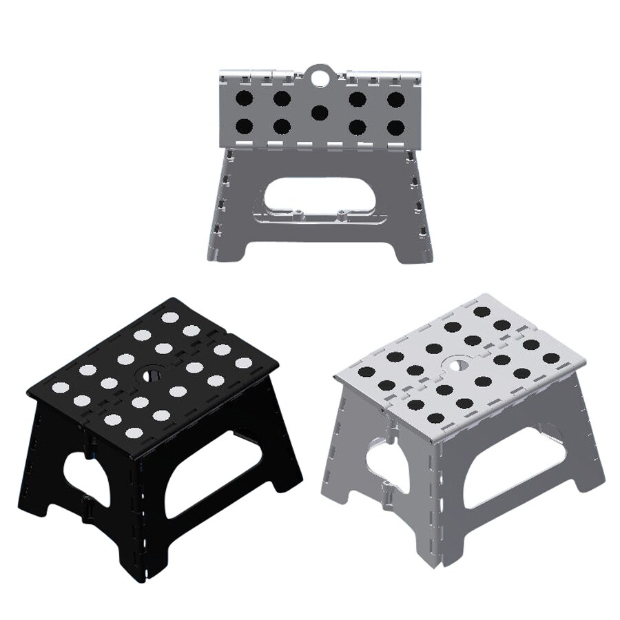 Plastic Step Stool  sc 1 st  Lowe\u0027s & Shop 1-Step 300-lb. Plastic Step Stool at Lowes.com islam-shia.org