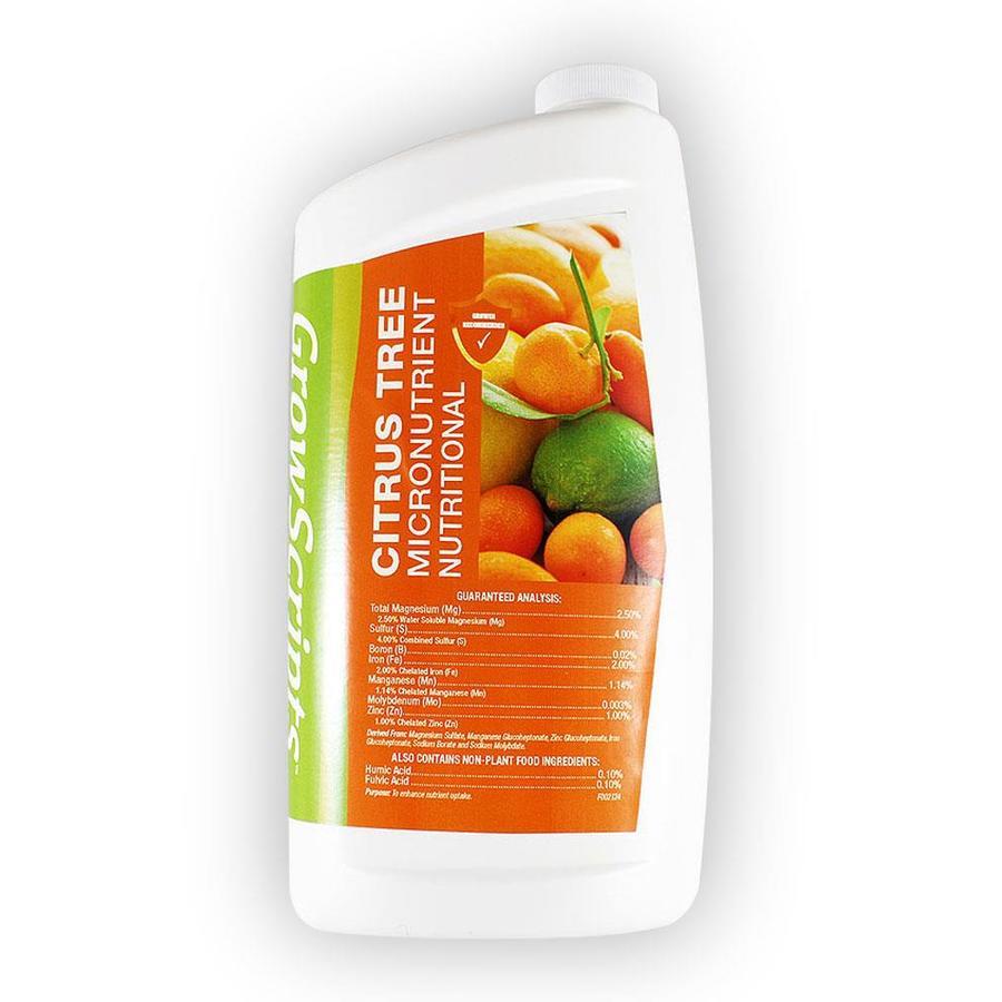 GrowScripts GrowScripts Plant Nutrition 32-fl oz Tree Food at Lowes com