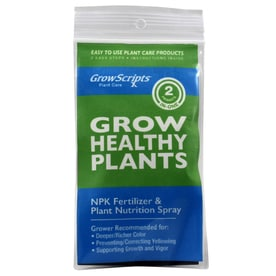 GrowScripts 1.4-oz Indoor Plant Food