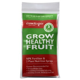 GrowScripts 1.8-oz Indoor Plant Food