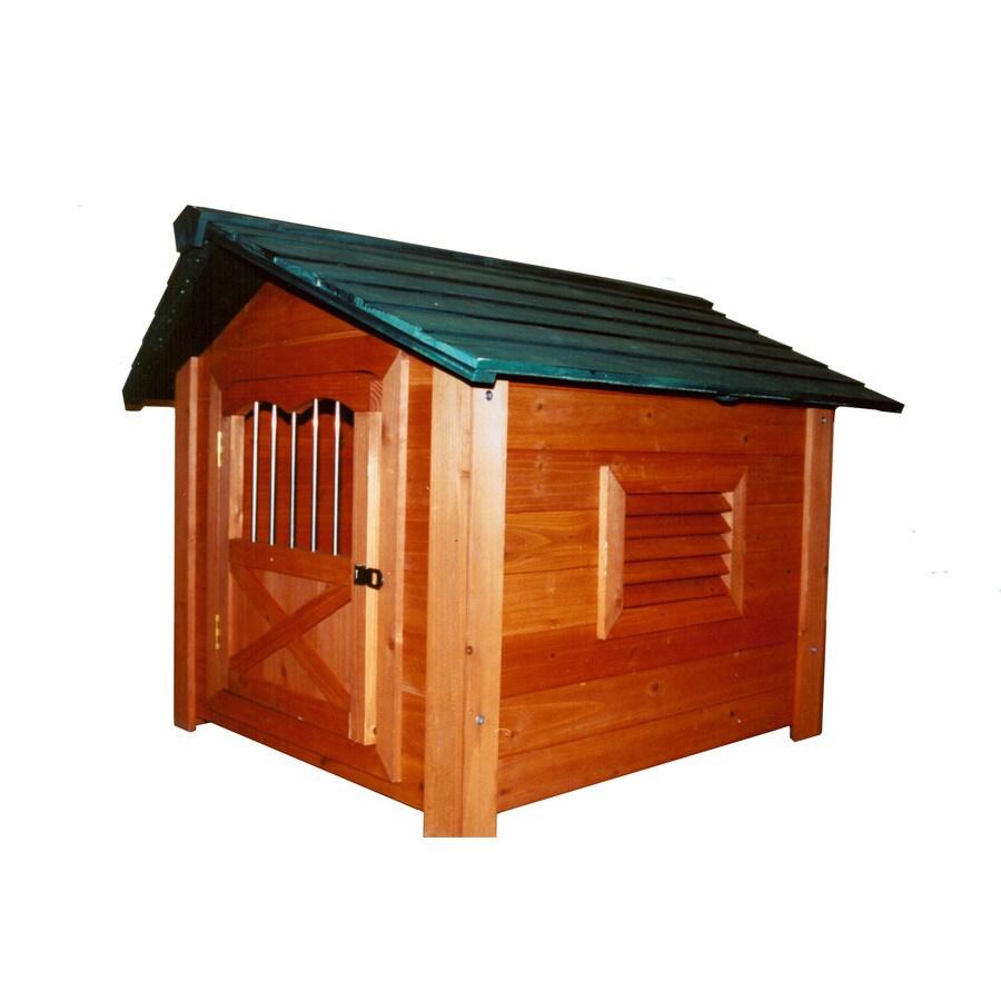 Merry Pet Large Wood Dog House