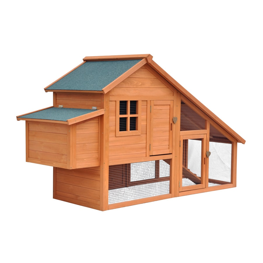 Merry Pet Oil Based Stain Wood Chicken Coop