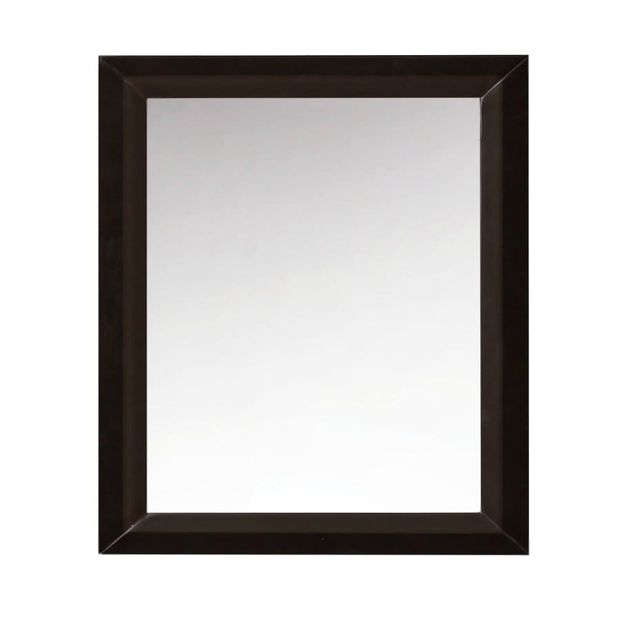 Ancerre Designs Ancerre Espresso Polished Wall Mirror