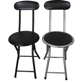Awe Inspiring Circle Folding Chairs At Lowes Com Caraccident5 Cool Chair Designs And Ideas Caraccident5Info