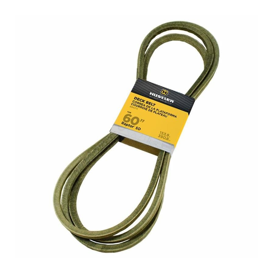 Hustler 60-in Deck Belt for Riding Lawn Mowers