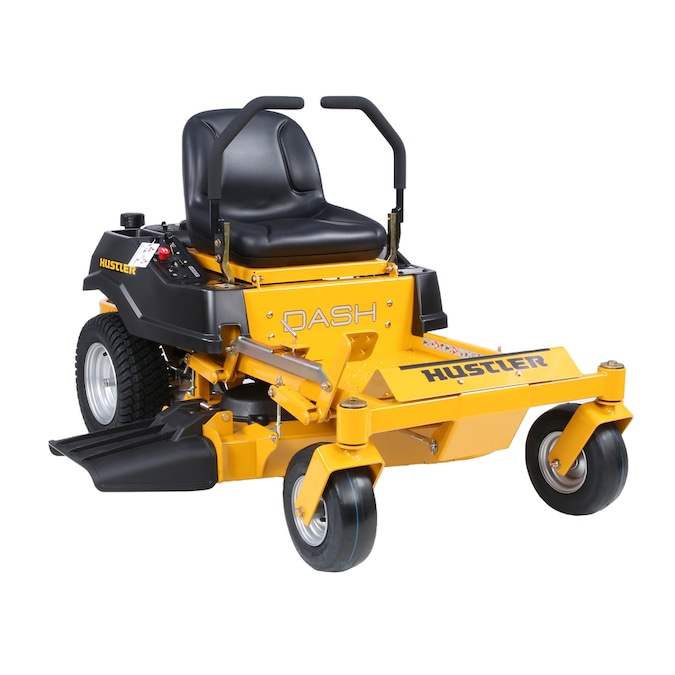 Hustler Dash 10 5 Hp Dual Hydrostatic 34 In Zero Turn Lawn Mower With Mulching Capability Kit Sold Separately In The Zero Turn Riding Lawn Mowers Department At Lowes Com