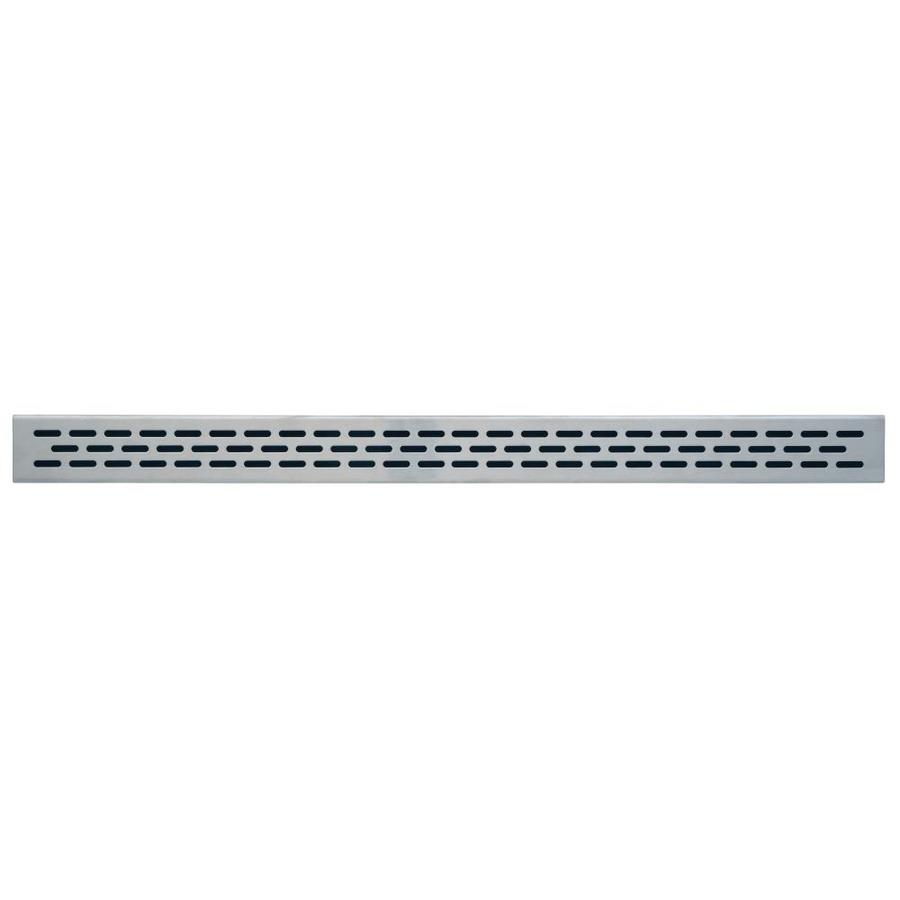 Compotite 32-in Oval Design 32-in Stainless Steel Grate