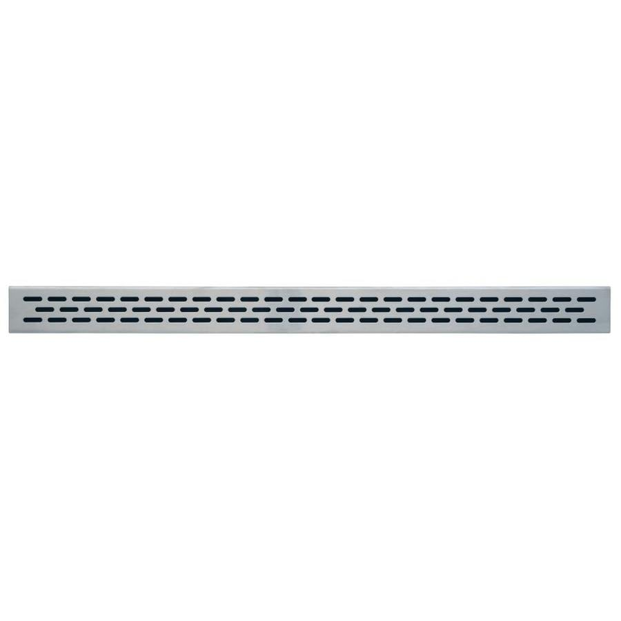 Compotite 42-in Oval Design 42-in Stainless Steel Grate