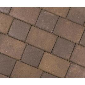 Castlelite Cobble Stone Mojave Blend Concrete Paver Common 6 In X Actual