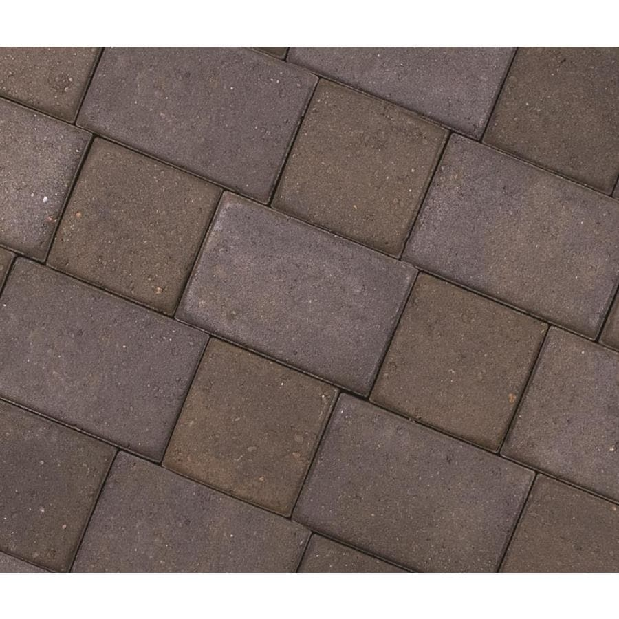CastleLite Cobble Stone Monterey Blend Paver (Common: 8-in x 11-in; Actual: 8-in x 11-in)