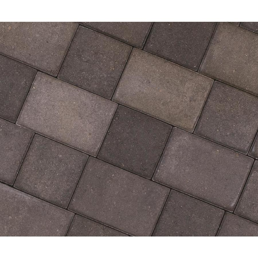 CastleLite Cobble Stone Shasta Blend Paver (Common: 6-in x 9-in; Actual: 5.5-in x 8-in)