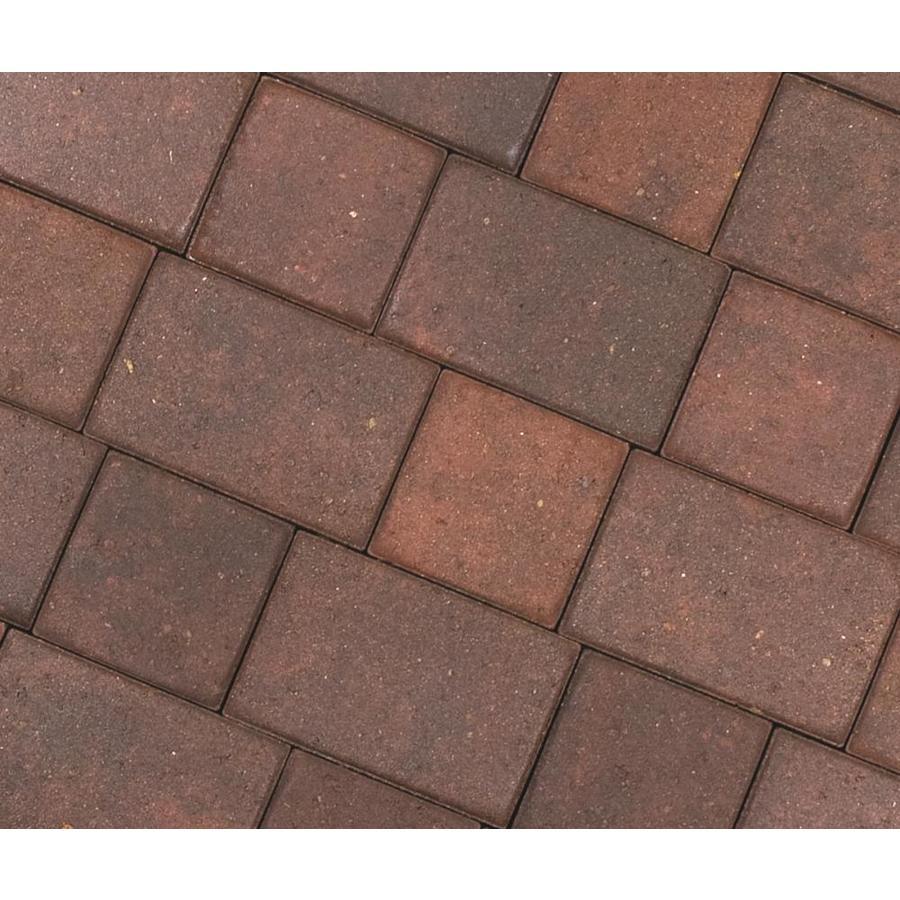 CastleLite Napa Blend Cobble Stone Paver (Common: 8-in x 11-in; Actual: 8-in x 11-in)