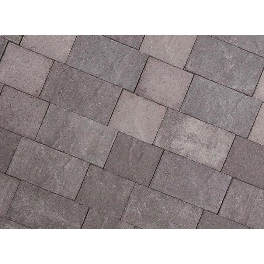 CastleLite Century Stone Shasta Blend Paver (Common: 6-in x 9-in; Actual: 5.5-in x 8-in)